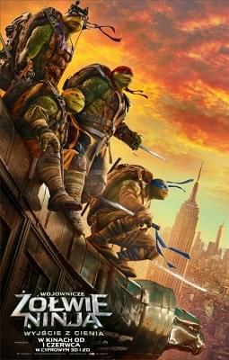 Wojownicze żółwie Ninja: Wyjście z cienia / Teenage Mutant Ninja Turtles: Out of the Shadows (2016) PLDUB.720p.BluRay.x264.AC3-MORS / Dubbing PL