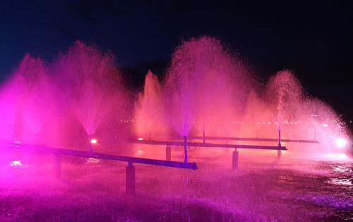 Koncert fontann
