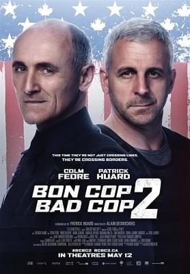 Dobrzy gliniarze 2 / Bon Cop Bad Cop 2 (2017) PL.480p.BDRiP.XViD.AC3-K12 / Lektor PL