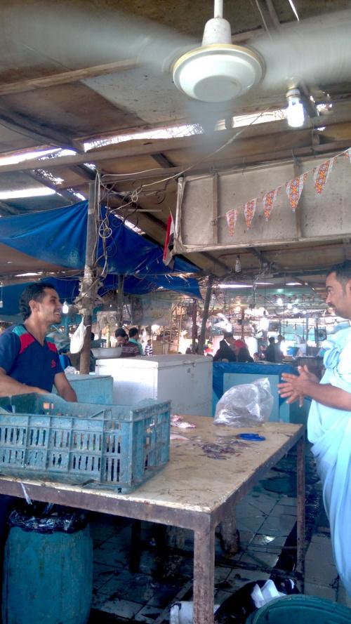 bazar w hurgadzie