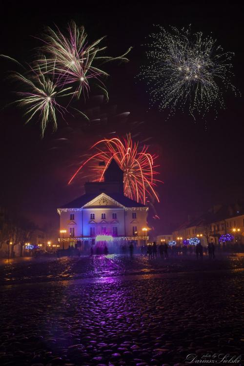 Życzę wszystkim szczęśliwego nowego roku, dużo zdrówka i samych udanych kadrów:)