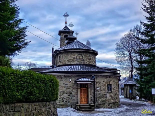 Sanktuarium M.B.Królowej Polski w Szczyrku