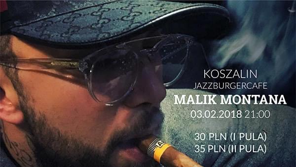Koncert Malika Montana
