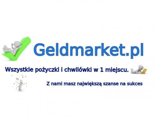 baner serwisu http://geldmarket.pl