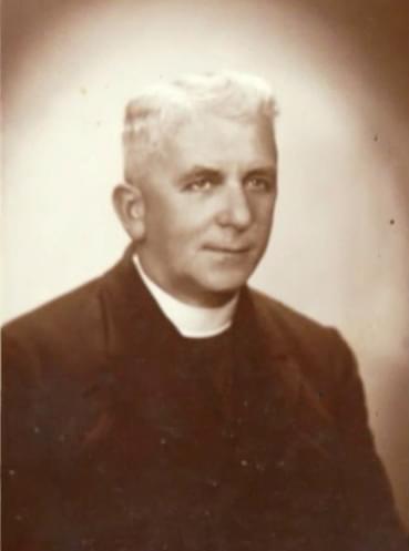 Władysław Cegielski ks. 1879 1942 par. Modliszeweko