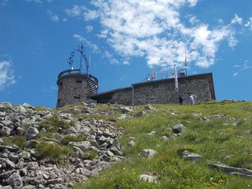 Obserwatorium na Kasprowym