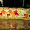 Kolorowy galaretkowiec 60zl #ciasto #wypieki #wypiekimielec #mielec #ciastonazamówienie #deser #święta #ciasta #CiastaNaZamówienie #WypiekiMielec #Mielec